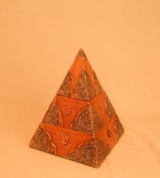 Шкатулка Пирамида №1