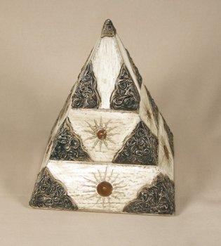Шкатулка Пирамида №2