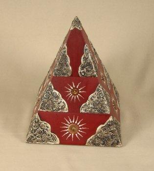Шкатулка Пирамида №3