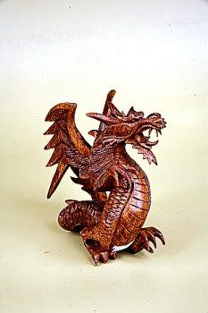 Мини-скульптура 'Дракон'. 15 см.