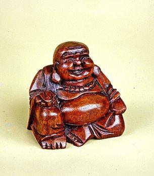 Мини-скульптура 'Будда'. 10 см
