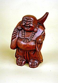 Мини-скульптура 'Будда'. 15 см