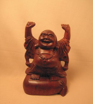 Мини-скульптура `Будда`. 20 см.