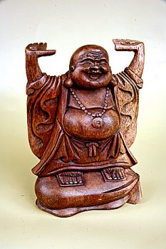 Мини-скульптура 'Будда'. 25 см
