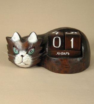 Календарь 'Кот'