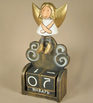 Календарь 'Золотой ангел'