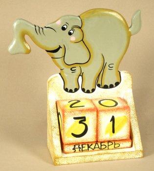 Календарь 'Слон'