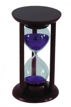 Песочные часы (11 х 11 х 21 см). Длительность - 15 мин.