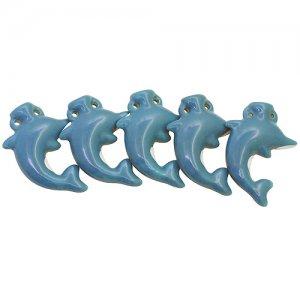 Аромакулон Дельфин (5 шт в упак)  Код: ак017-19