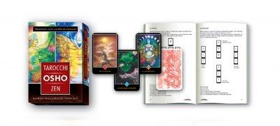 Ошо Дзен Книга + колода карт CO011
